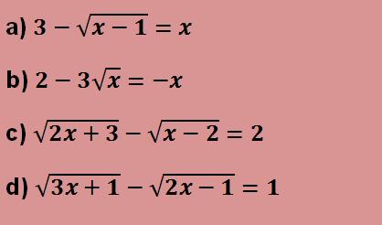 ecuaciones con dos raices