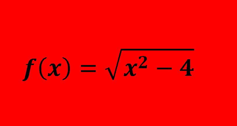 Representación de funciones irracionales