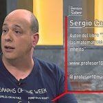 Profesor10demates en la aventura del Saber TVE2