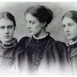 Las hermanas Sthepen. Virginia Woolf y Vanessa Bell o sencillamente  Nessa y Ginia.