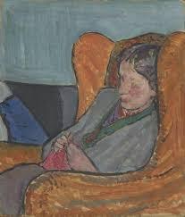 Retrato Virginia Woolf